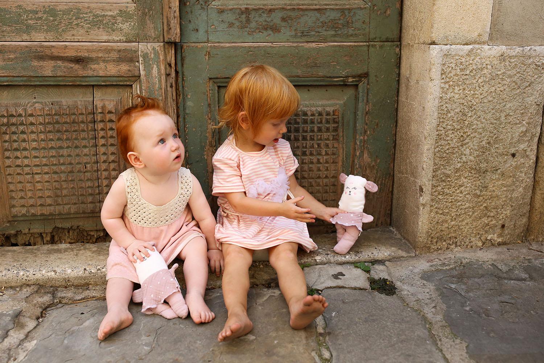 Fotografiranje malčkov